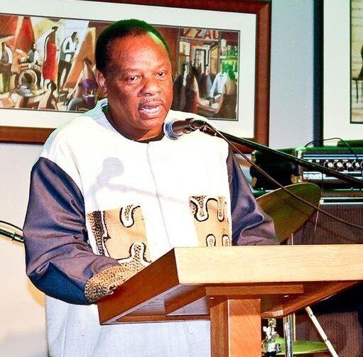 Dr Molefi Kete Asante